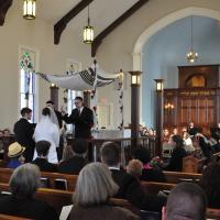 Messianic Jewish Wedding Service