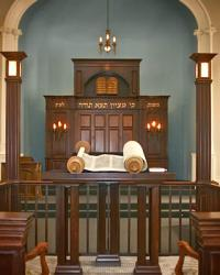Messianic Synagogue interior
